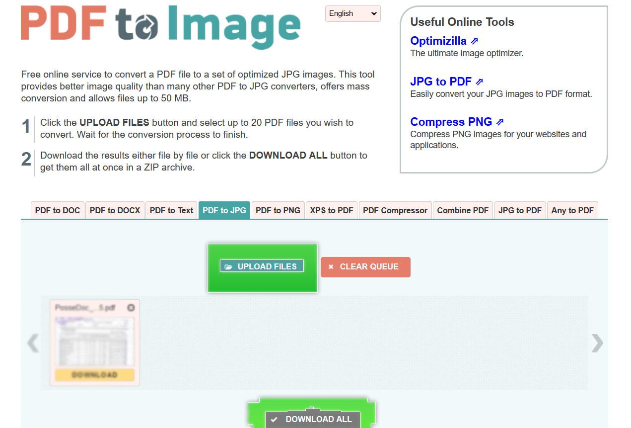 free download convert pdf to jpg